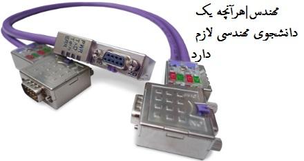 مقاله آشنایی با شبکه ها و کنترل کننده های صنعتی